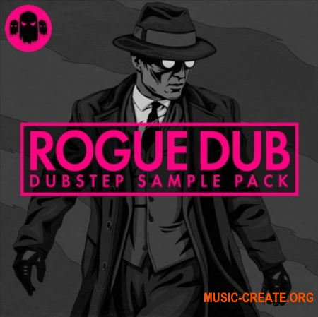 Ghost Syndicate Rogue Dub (WAV) - сэмплы Dubstep, Grime