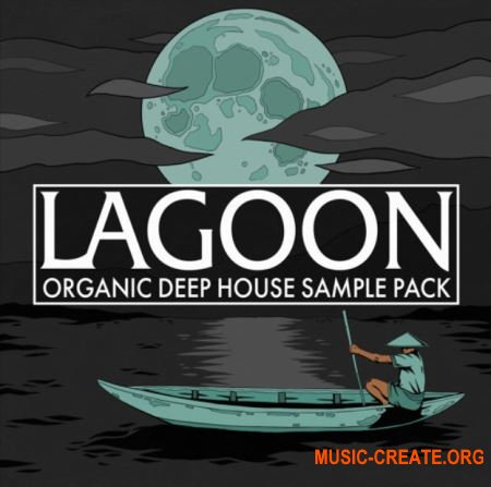 Ghost Syndicate Lagoon (WAV) - сэмплы Deep House