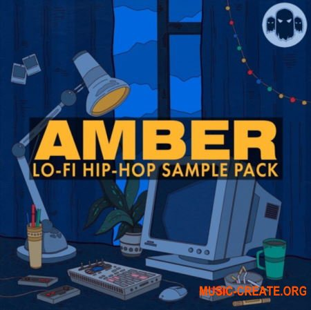 Ghost Syndicate Amber (WAV) - сэмплы Lo-Fi Hip Hop