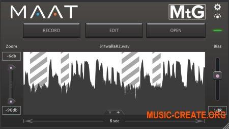 MAAT MtG v2.0.4 (Team R2R) - плагин для создания звуковых подложек