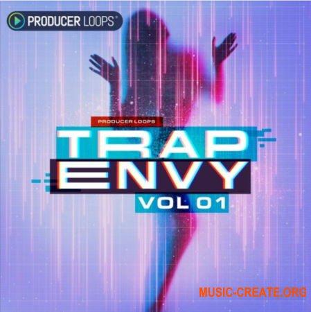 Producer Loops Trap Envy Vol 1 (MULTiFORMAT) - сэмплы Trap