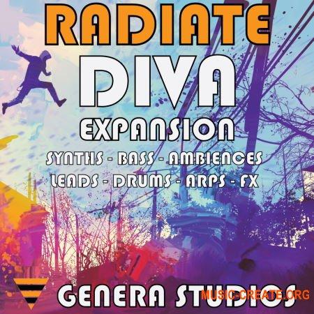 Genera Studios Radiate (U-HE DiVA presets)