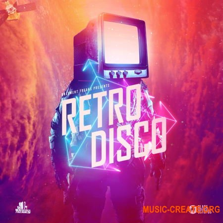 Black Octopus Sound Basement Freaks Retro Disco (WAV) - сэмплы Disco