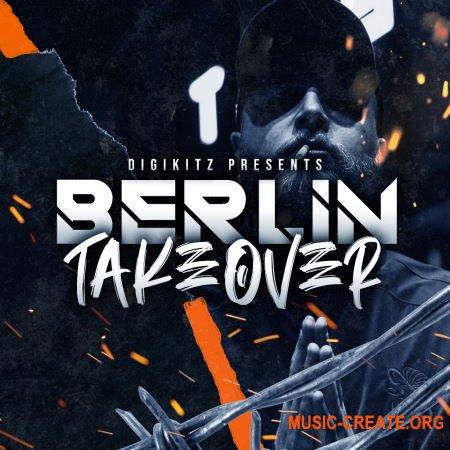 Digikitz Berlin Takeover (WAV MiDi) - сэмплы Trap