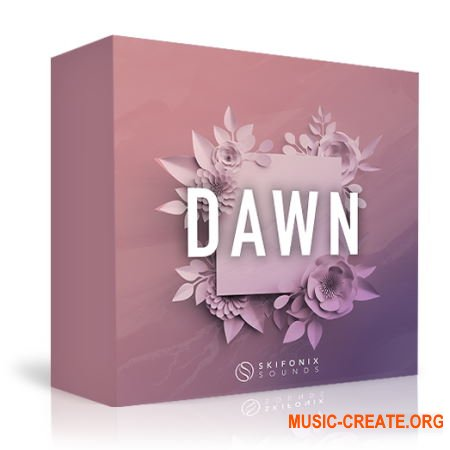 Skifonix Sounds Dawn Future House (WAV MiDi SYNTH PRESETS DAW TEMPLATE) - сэмплы Future House