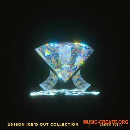 Unison Audio Iced Out Collection (Serum presets)