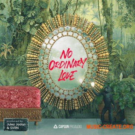 Capsun ProAudio - No Ordinary Love - Trap Soul RnB (WAV) - сэмплы RnB, Trap Soul
