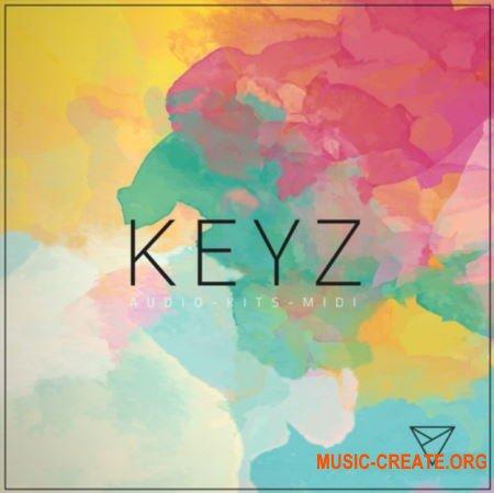 Unmute Keyz (WAV MiDi) - сэмплы фортепиано