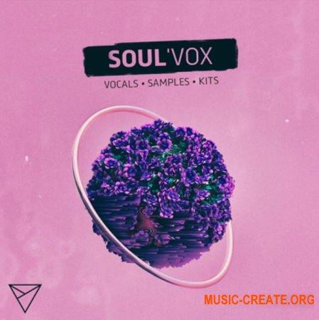 Unmute SoulVox (WAV MiDi) - вокальные сэмплы