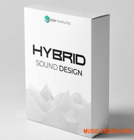 EDM Templates Hybrid Sound Design (Ableton Live SERUM Presets) - сэмплы баса