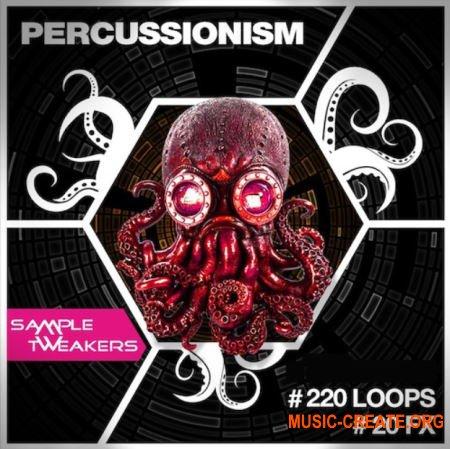 Sample Tweakers Percussionism (WAV) - сэмплы перкуссии