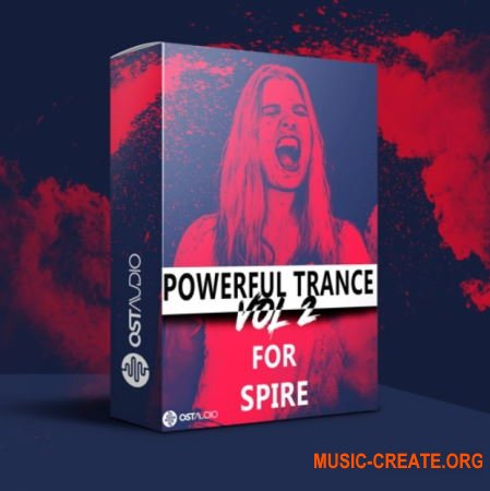 OST Audio Powerful Trance & Psy Trance v2 for Spire and DAW (Spire presets / DAW Template) - сэмплы Trance