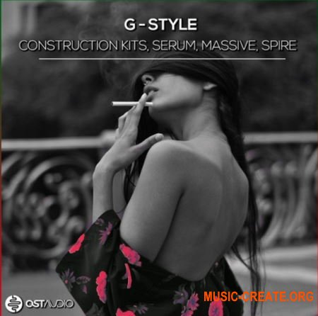 OST Audio G-Style (WAV MiDi SYNTH PRESETS) - сэмплы G House