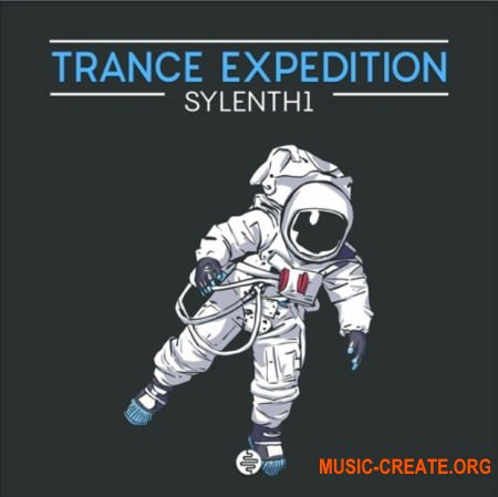 OST Audio Trance Expedition (SYLENTH1 Presets)