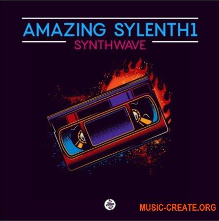OST Audio Amazing Sylenth1 (WAV MiDi SYLENTH1 Presets) - ретро сэмплы синтезатора