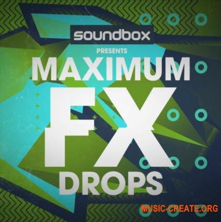 Soundbox Maximum Fx Drops (WAV) - звуковые эффекты