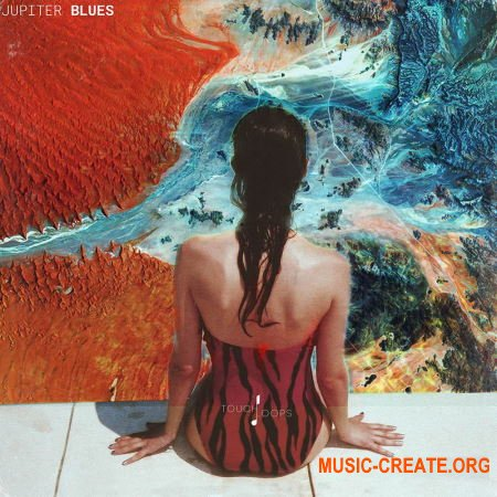 Touch Loops Jupiter Blues (WAV) - сэмплы Blues, Ambient