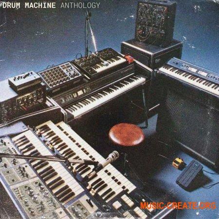 Touch Loops Drum Machine Anthology (WAV) - сэмплы драм машин
