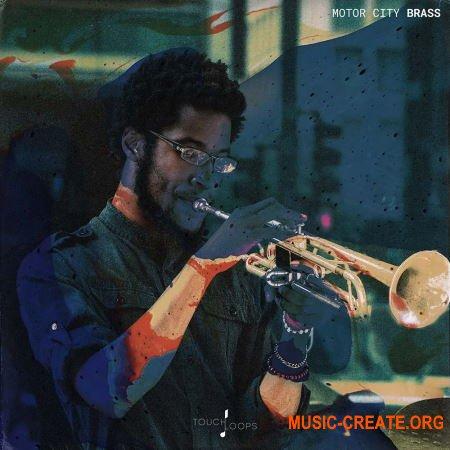 Touch Loops Motor City Brass (WAV) - сэмплы Jazz, Soul, Hip Hop
