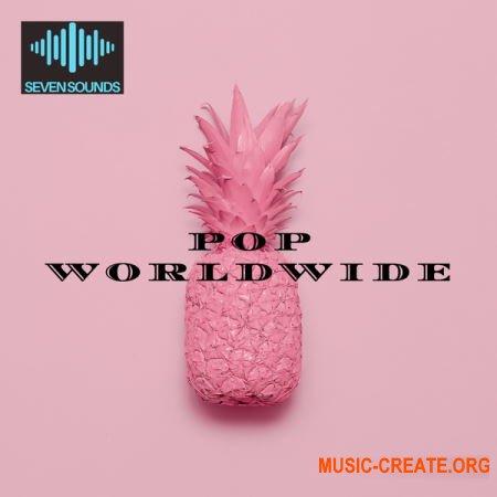 Seven Sounds Pop WorldWide (WAV SYNTH PRESETS) - сэмплы Pop