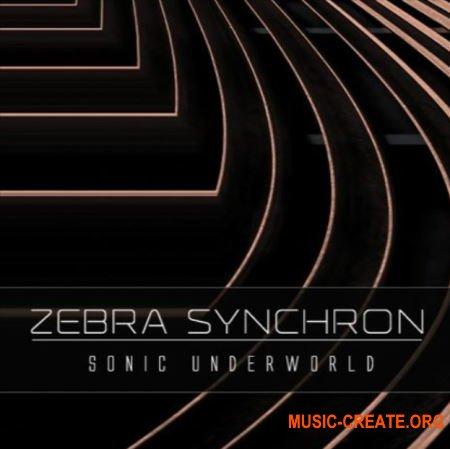 Sonic Underworld Zebra Synchron (U-HE ZEBRA 2)
