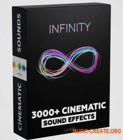 VideoPro Infinity 3000+ Cinematic Sound Effect (WAV) - звуковые эффекты