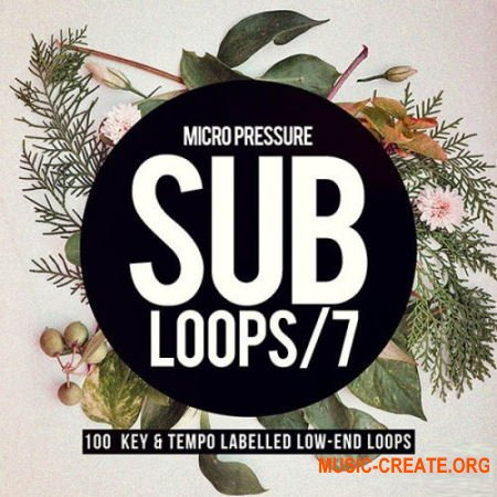 HY2ROGEN Sub Loops 7 (WAV) - сэмплы House, Tech, Deep, Minimal, Techno