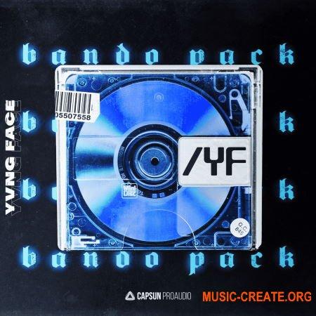 Capsun ProAudio - Yvng Face Bando Pack (WAV) - сэмплы UK drill, Trap Soul, Modern Rap