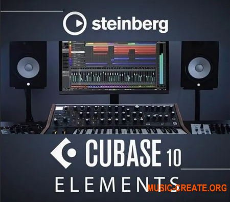 Steinberg Cubase Elements v10 XT (Team V.R)