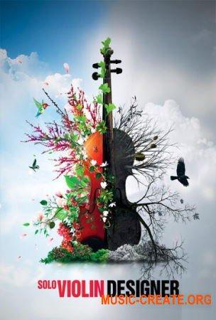8dio Solo Violin Designer 2.0 (KONTAKT) - библиотека скрипки