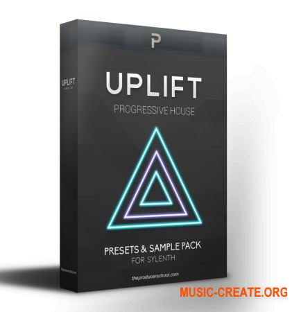 The Producer School Uplift (MULTiFORMAT) - сэмплы Progressive House