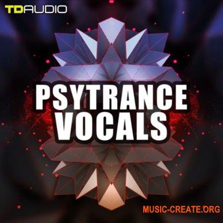 Industrial Strength TD Audio Psytrance Vocals (WAV) - сэмплы Psytrance вокала