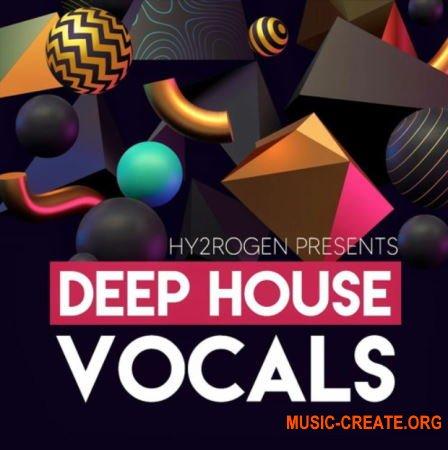 Hy2rogen Deep House Vocals (WAV) - вокальные сэмплы