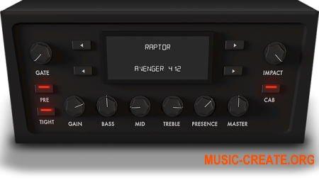 Audio Assault Sigma v1.02 WiN/MAC/LiNUX RETAiL (Team P2P) - гитарный усилитель