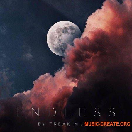 Freak Music Endless (WAV MIDI SPIRE) - сэмплы Pop, RnB, Chilltrap, Chill Hip-Hop