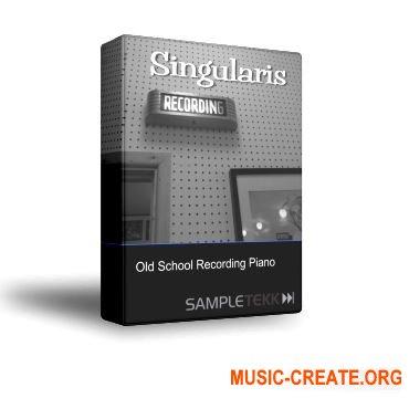 Sampletekk Singularis (MULTiFORMAT) - сэмплы фортепиано 50-х