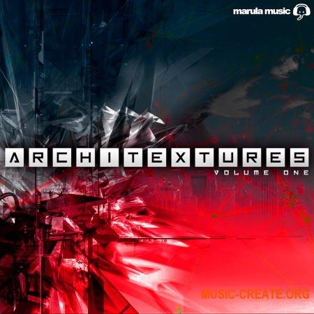 Black Octopus Sound Architextures Vol 1 by Marula Music (WAV) - сэмплы Trance, Psytrance