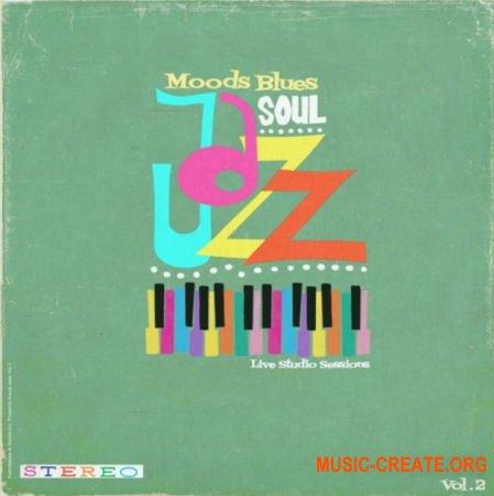 Patchbanks Moods Blues Soul Jazz Vol.2 (AiFF) - сэмплы Jazz, Blues