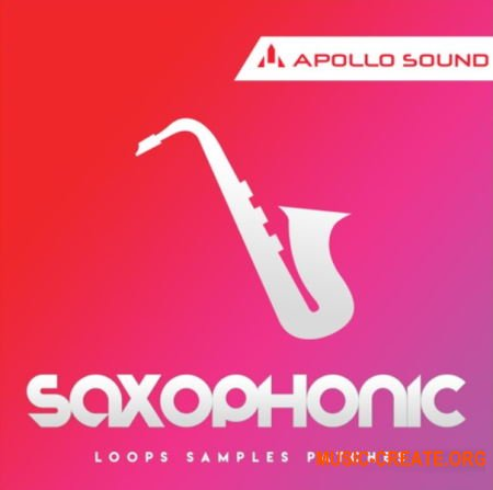 APOLLO SOUND Saxophonic (MULTiFORMAT) - сэмплы саксофона