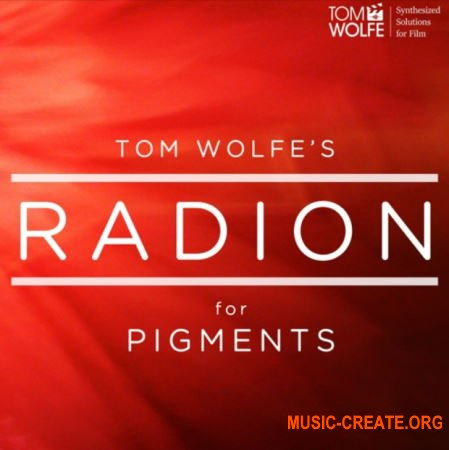 Tom Wolfe Radion (Arturia Pigments)