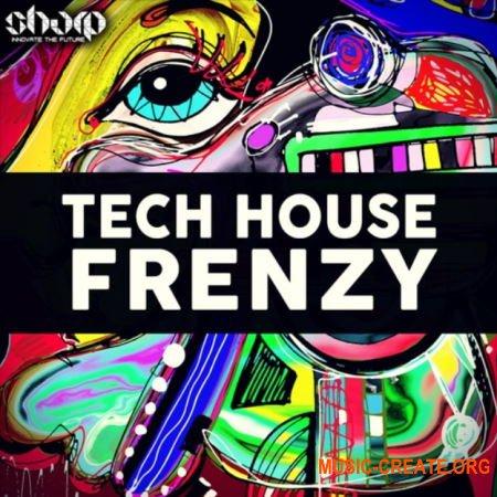 SHARP Tech House Frenzy (WAV MiDi) - сэмплы Tech House