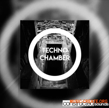 Constructed Sounds Techno Chamber (WAV MiDi) - сэмплы Techno