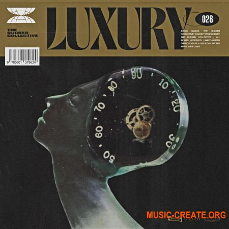 The Rucker Collective 026 - Luxury (Compositions) (WAV) - сэмплы Hip Hop