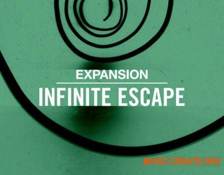 Native Instruments Infinite Escape v.1.0 WiN OSX (MORiA) - расширение Maschine