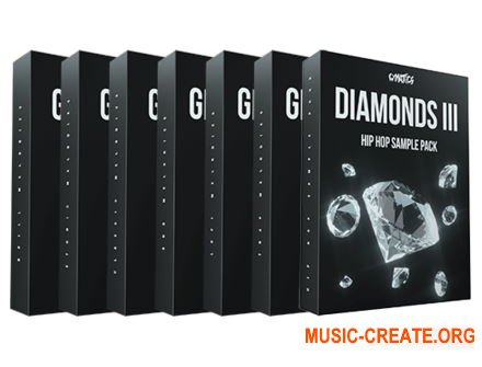 Cymatics Ultimate Hip Hop Bundle (WAV MIDI) - сэмплы Hip Hop