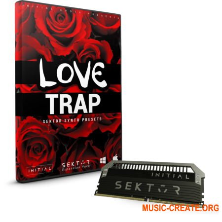 Initial Audio Love Trap (SEKTOR EXPANSION)