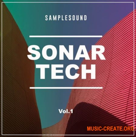 Samplesound Sonar Tech Volume 1 (WAV) - сэмплы Tech-House, Techno