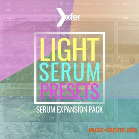 Plugin Boutique Light (Serum Presets)