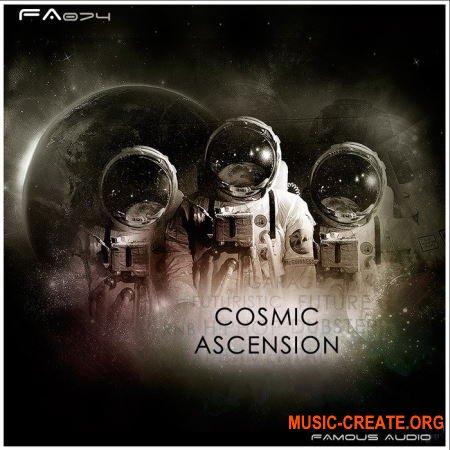 Famous Audio Cosmic Ascension (WAV) - сэмплы 2 Step, Futuristic Hip Hop