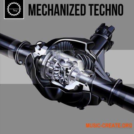 Industrial Strength Mechanized Techno (WAV) - сэмплы Techno